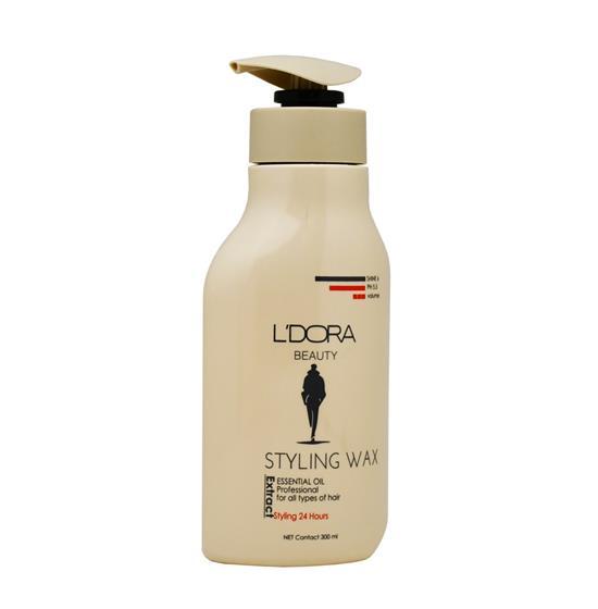 واکس موی مردانه لدورا