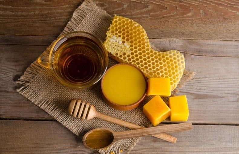 اهمیت موم زنبور عسل در لوازم آرایشی و بهداشتی